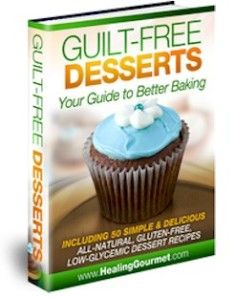 Guilt Free Desserts free pdf