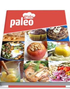 Paleo Grubs Book
