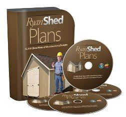 RyanShedPlans PDF Download