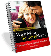 Be Irresistible - What Men Secretly Want PDF Download