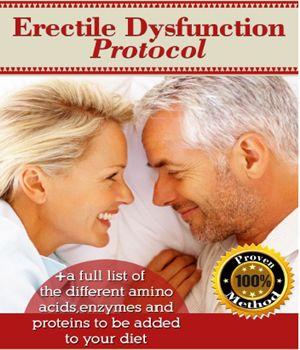 Erectile Dysfunction Protocol