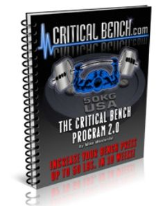 Critical Bench Program free pdf download
