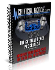 Critical Bench Program free pdf download