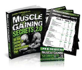 Muscle Gaining Secrets free pdf download