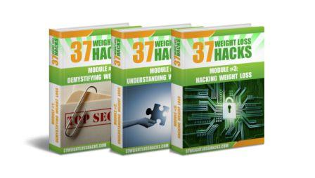 37 Weight Loss Hacks free pdf download