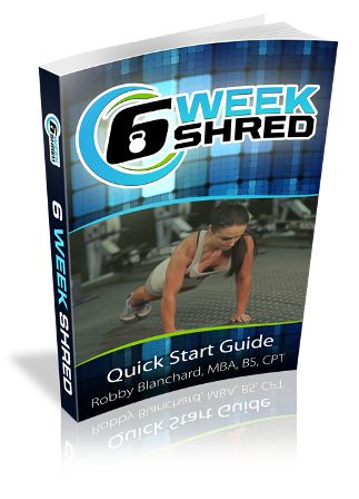 6 Week Shred Program free pdf download