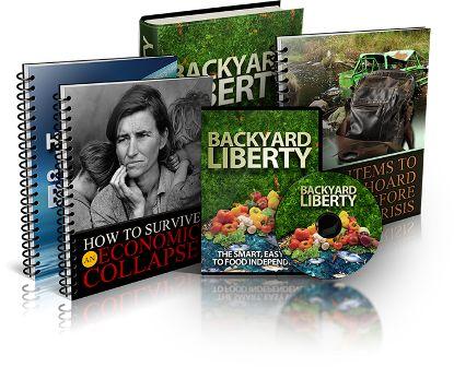 Backyard Liberty free pdf download