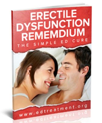 Erectile Dysfunction Rememdium review & pdf free download