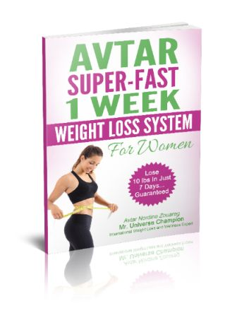 avtar weight loss system free pdf download