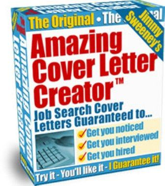 Amazing Cover Letter Creator free download