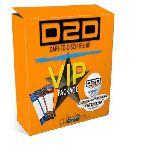 D2D Discipleship Program pdf free download