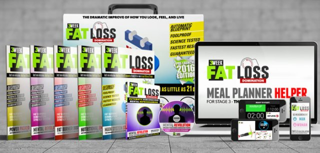 3 Week Fat Loss Domination