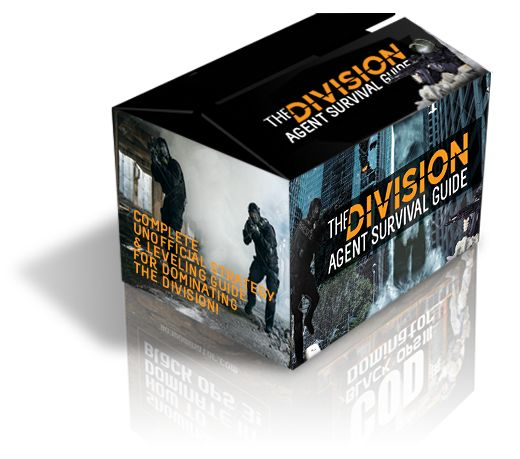 The Division New Agent Survival Handbook