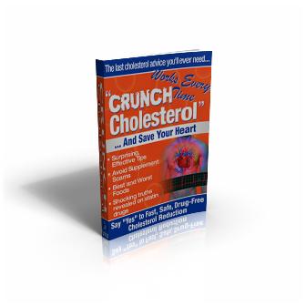 Crunch Cholesterol