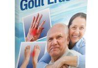 Gout Eraser book cover