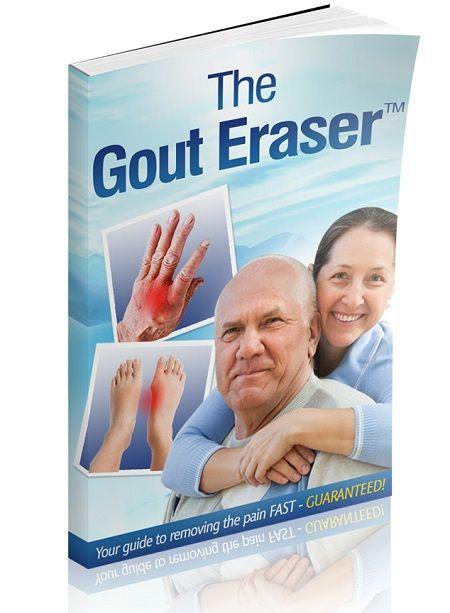 Gout Eraser e-cover