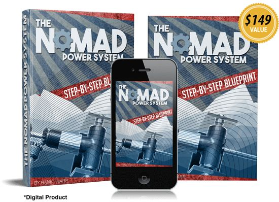 Nomad Power System book cover