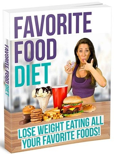 Favorite Food Diet e-cover