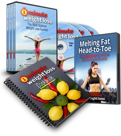 The 1 Minute Weight Loss System