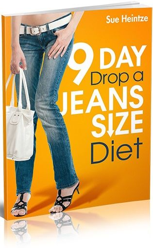 The 9-Day Drop A Jeans Size Diet
